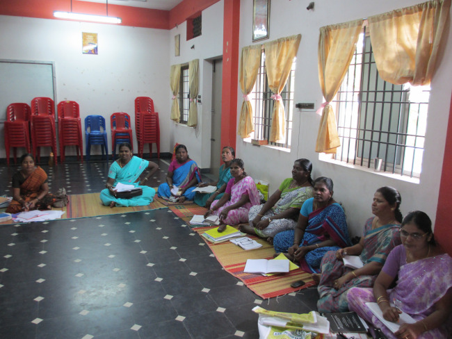 Activist Meeting in India