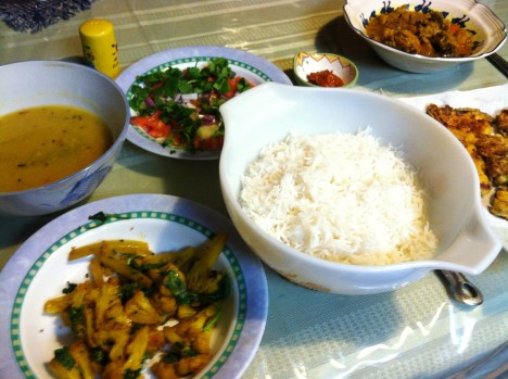 Simple Indian Dinner You Can Cook Even On Weekdays