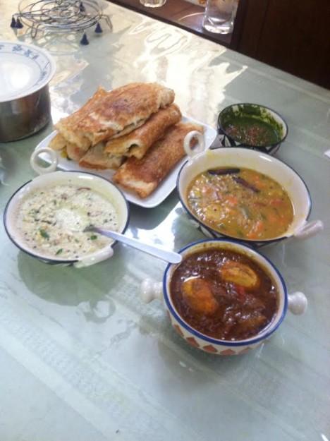 Mukti's Kitchen goes international