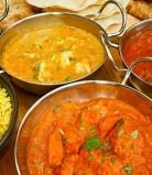 Chicken Tikka Masala and other Indian curries