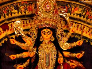 Jodhpur Park Durga Puja