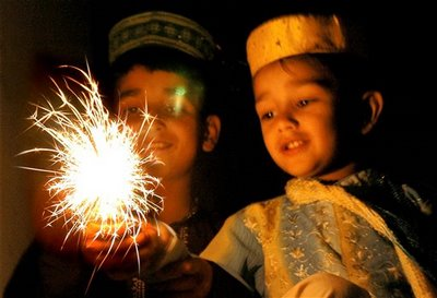 Celebrate Diwali Today :-)