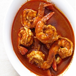 Coastal Shrimp Curry