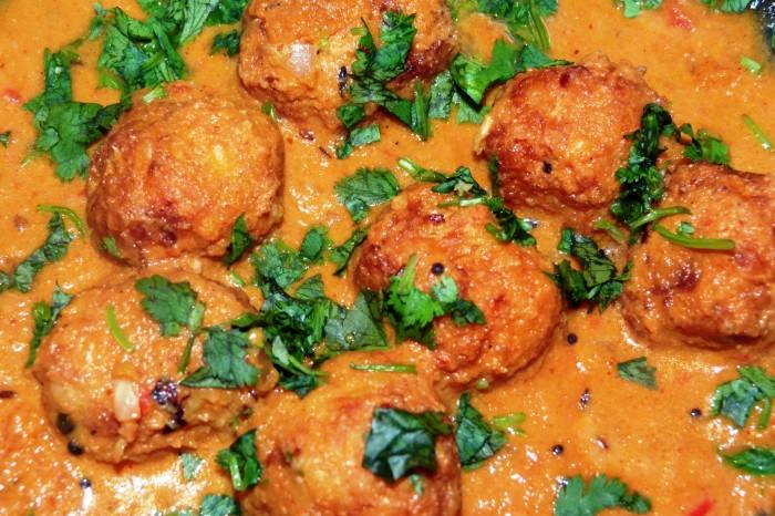 A dish from Sukha Rajma class - Malai Kofta - Mukti's Kitchen