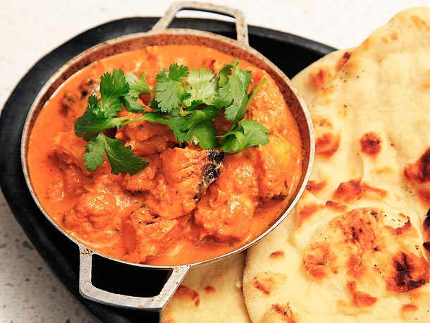 Image of Chicken Tikka Masala on muktiskitchen.com