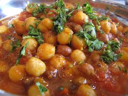 Vegan, Gluten-free, Chana Masala - Mukti's Kitchen