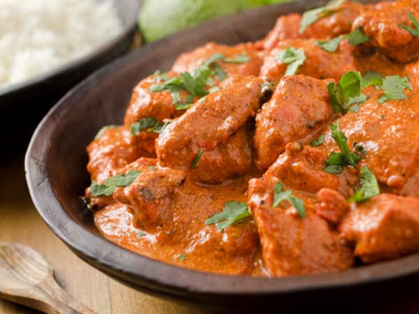Butter Chicken Indian style