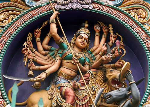Durga Puja art 3