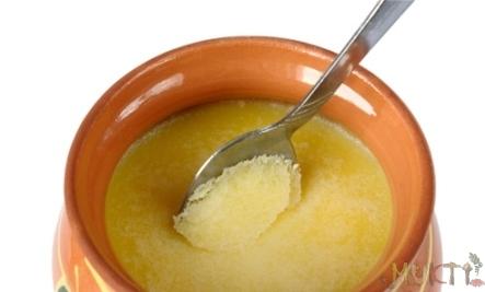 Ghee - Clarified Butter - Muktiskitchen.com
