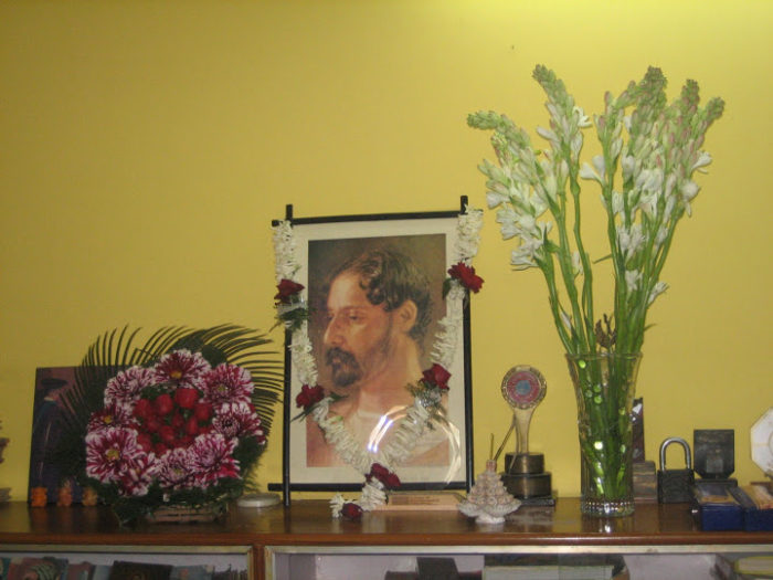 Tagore and the Tuberose